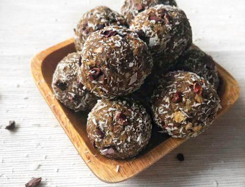 Chocolate Protein Power Balls
