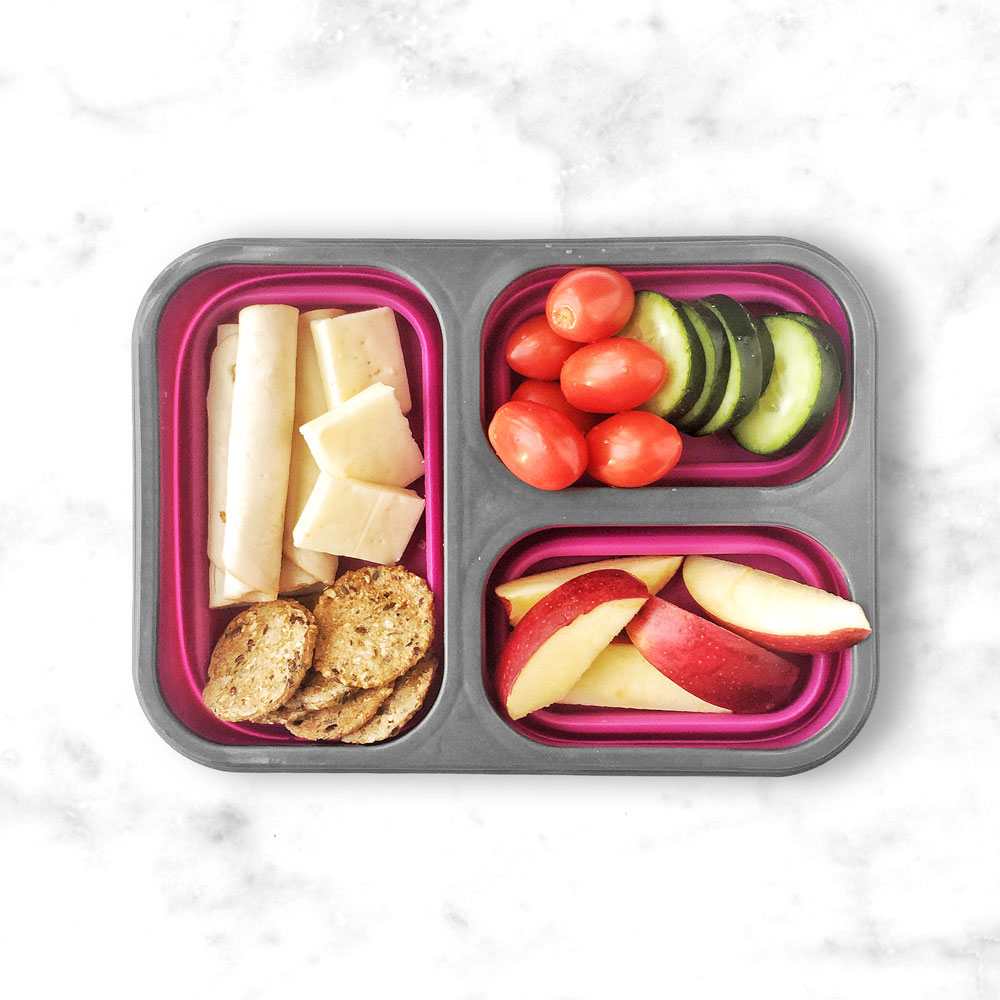 3 Easy Bento Box Lunch Ideas